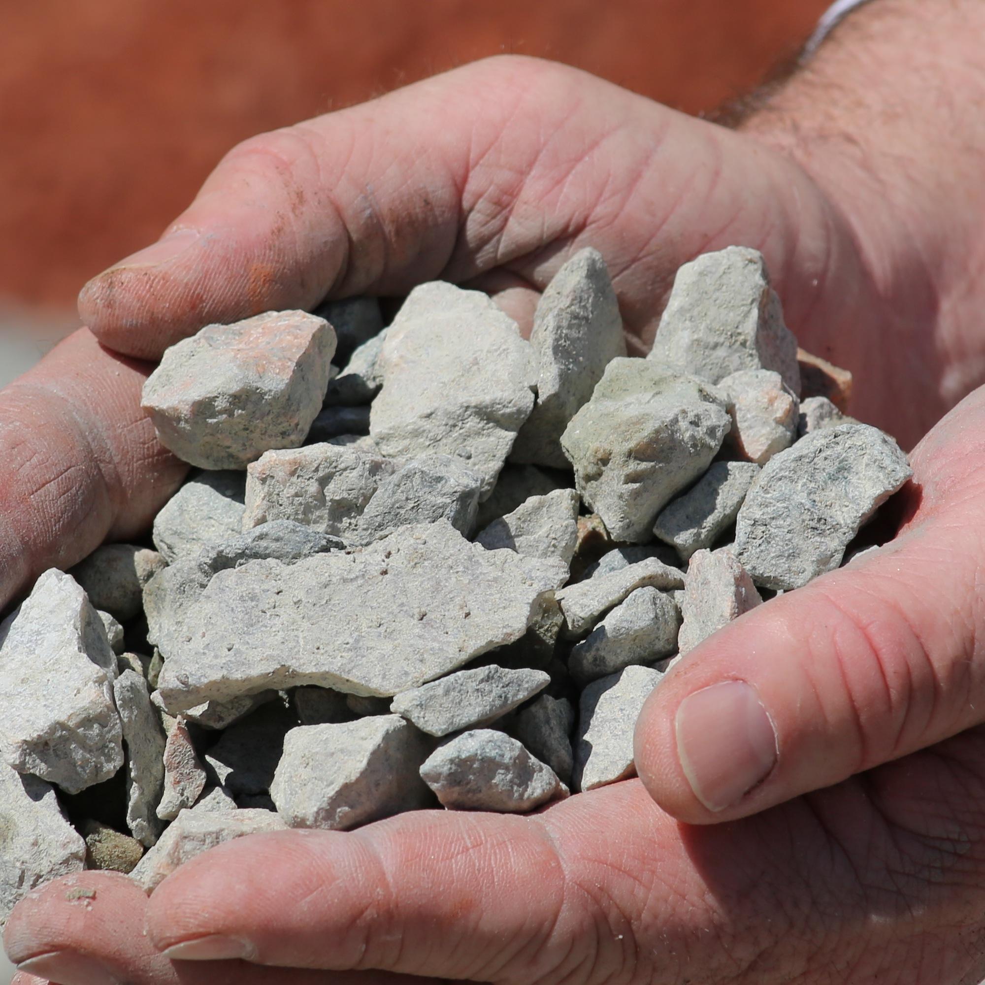 Gravel & Decorative Stones